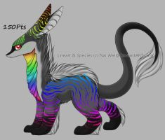 Kalidascope Adopt [150Pts OPEN] by SnuggieBoo