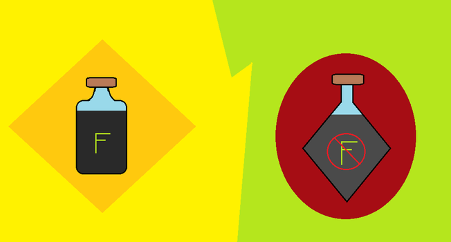 Chemical F and Antidote F by Oscargreget