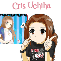 Cris in ANOTHER Random Pic - ID by iCrisUchiha