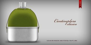 Cantimplora clasica by KSO