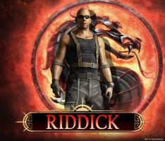 Mortal Kombat DLC Riddick by ultimate-savage