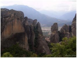 Meteora I by HumanNature87