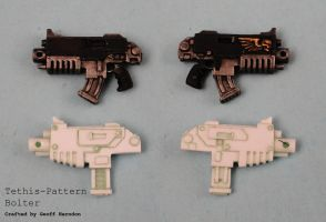 Tethis-Pattern Bolter by Tekka-Croe