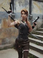 Lara Croft 2014 by Lena-Lara