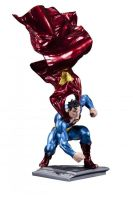 NYCC teaser: Superman Man of Steel statue by BLACKPLAGUE1348