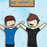 Smosh chibis 2 by Stroodle-Noodle