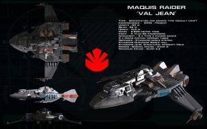 Maquis Raider 'Val Jean' ortho by unusualsuspex