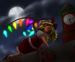 Flandre wants to play with you by AlloyRabbit