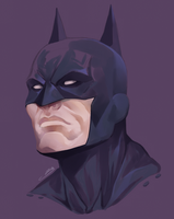 Batman by Bestrice