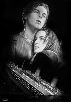 TITANIC by tomwright666