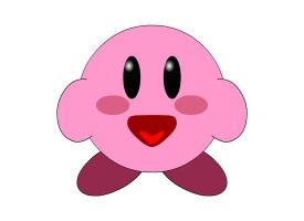 Kirby by MelMuff