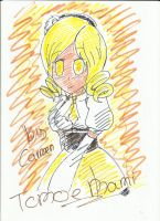 .:Tomoe Mami:. by Supercarmensisx3