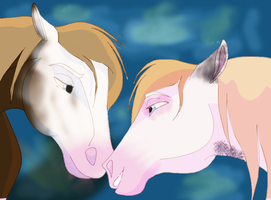 The Story of Us :Breeding: by Buckaroo-Stock