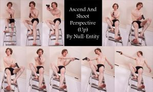 Ascend And Shoot - Perspective (Up) by Null-Entity