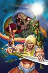 He-man: Eternity War #8 Cover by popmhan