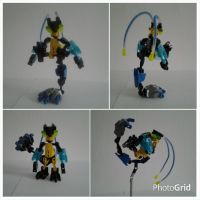 Bionicle/Hero Factory MOC: Ria by randomemaster360