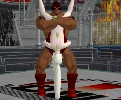 Tombstone piledriver standing 5.0 by Umbacano100