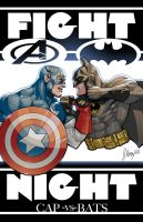 CAP vs BATS by JJKirby