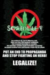 Marijuana Awareness - Sched. 1 by eternalrabbit