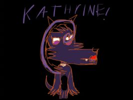 New OC-Katherine by Goldietrap