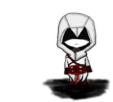 Altair Chibi by emmyxogats