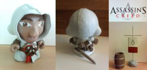Assassins Creed - Altair Munny by CuBNI