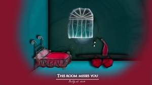 This room misses you1 by BetoGDL1