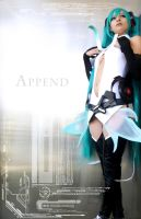 Hatsune Miku Append - Soft by Aicosu