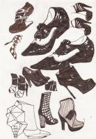 shoes... by deehumidifier
