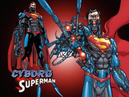 New 52 Cyborg Superman by Superman8193