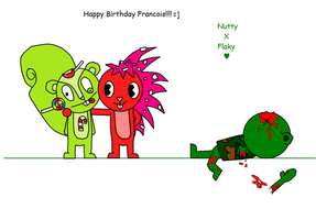 Happy B-day Francois by ArT-cHiCk95