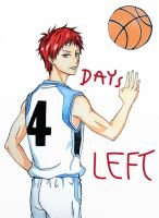 KnB Countdown 4 days left! by super-kid-girl