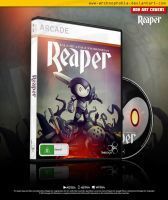 Reaper: Tale Of A Pale Swordsman Box Art Covers by archnophobia