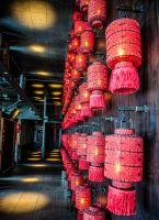 Lanterns by 2-00am-photography