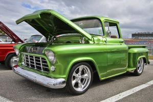 Chevy Stepsider Pickup by OpticaLLightspeed