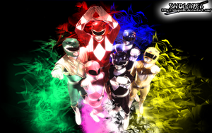 Zyuranger Wallpapper 6 by ShoguN86