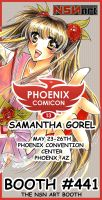 Phoenix Comicon 2013 Announcement by Mireielle
