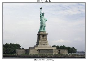 US Symbols 4 Statue of Liberty by wykazox