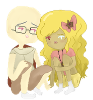 S-D: PIXEL PARTY YE by Cris-Gee