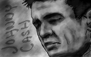 Johnny Cash by Smileyface102g