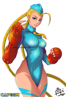 Cammy by Ran-Zu