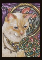 Bejeweled Cat 24 by natamon