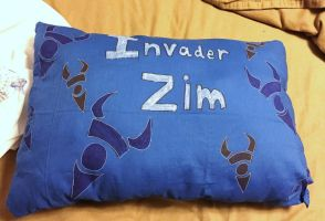 Photos- Home Made IZ Pillow by Coraline15