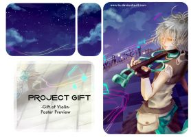 Project Gift - Gift of Violin Preview by Escria
