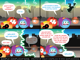 SC970 - Erasing the New World by simpleCOMICS