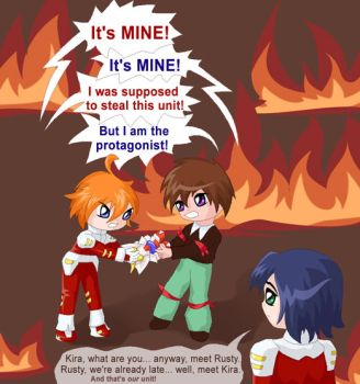 ... And that is our unit ... by zaft-sobacheki