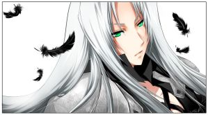 .Sephiroth. by neobirdy