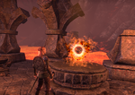 Smashing the Sigil Stone by baratron