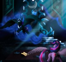 Back the Darkness by Vinicius040598