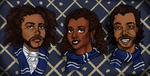 Hamilton Houses- Ravenclaw by AcrylicBanter